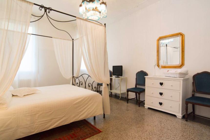 Camera matrimoniale a Venezia